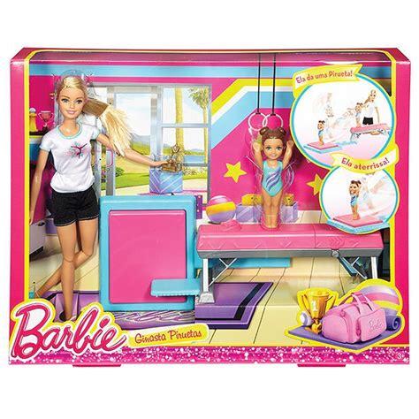 Womens Bedroom by Barbie Flippin Fun Gymnastics Play Set Target Australia