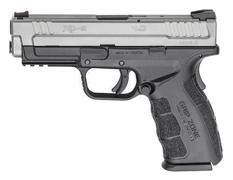 "XD® MOD.2® 4"" Service Model 9mm - Springfield Armory"