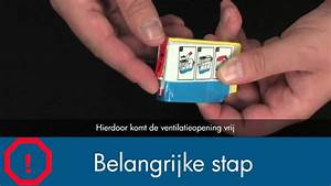 Hoe cartridge vervangen hp