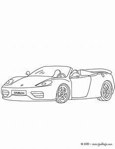 Lamborghini Dibujos Para Colorear