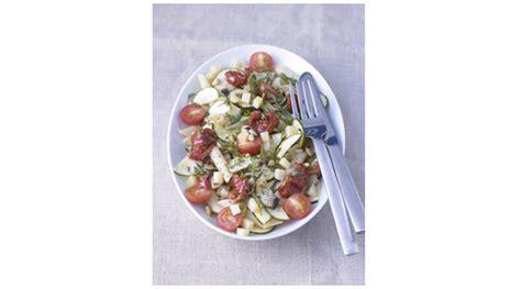 salade de pates courgettes salade de p 226 tes aux courgettes