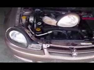 How to replace headlights on 2002 Dodge neon