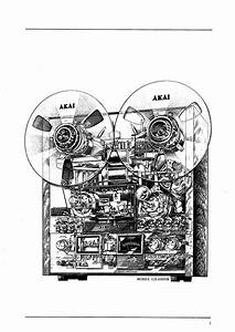 Akai Gx-600db