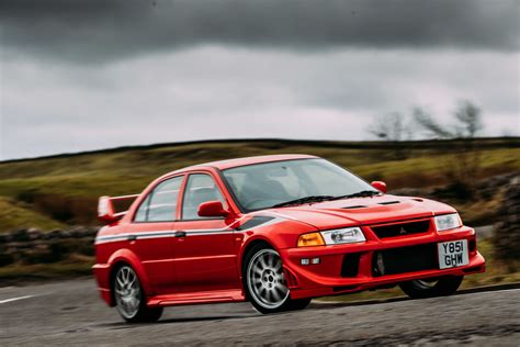 Mitsubishi Lancer Evo Vi by Rally Legends Test Mitsubishi Lancer Evo Vi Makinen