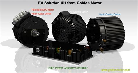 20kw Electric Motor by 10 20kw Brushless Motors For Electric Cars