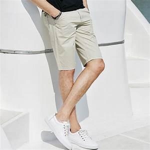 Aliexpress.com  Buy Pioneer Camp 2016 Fashion Khaki Shorts Summer Business Casual Shorts Men ...
