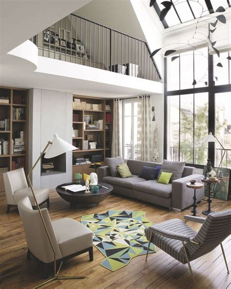 appartement paris deco  design   inspirantes