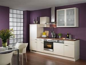 10 disenos de cocinas color purpura With kitchen colors with white cabinets with las vegas wall art