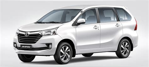 Toyota Avanza Image by Car Hire Toyota Avanza Rental In South Africa