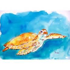 turtle doormats nautical doormat coastal and themed doormats