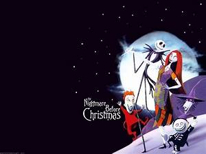 The Nightmare Before Christmas Wallpapers - Wallpaper Cave