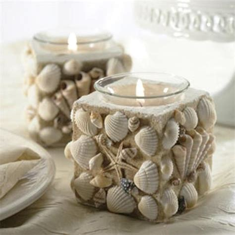 25 Sea Shell Crafts And Unique Table Centerpiece Ideas. Cheap Living Room Tables. Teenage Guys Room Design. Dining Room Set With Bench Seating. Decorative Coasters. Room Decorator. Japanese Yard Decor. Ocean Theme Decor. Side Tables For Living Rooms