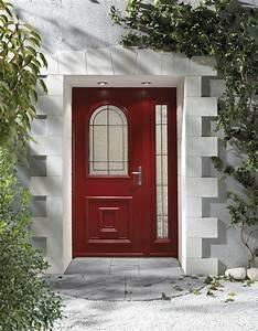 Porte D Entrée Vitrée Aluminium : porte d 39 entr e aluminium zilten mod le kot a pr sent ~ Melissatoandfro.com Idées de Décoration