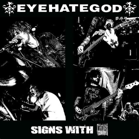 EyeHateGod Signs with Century Media Records, New Album ...
