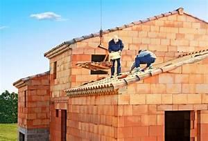 les travaux de type gros oeuvre construction de maison With prix des gros oeuvres maison