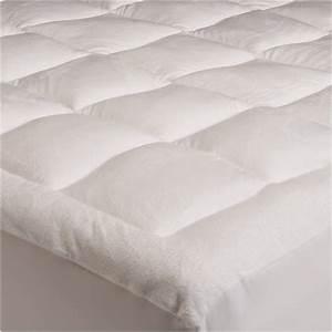 ultra soft microplush mattress pad college dorm essentials With best fluffy mattress topper
