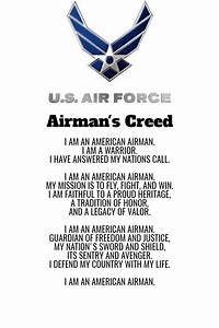 Airmans Creed Pixteller Design 78998