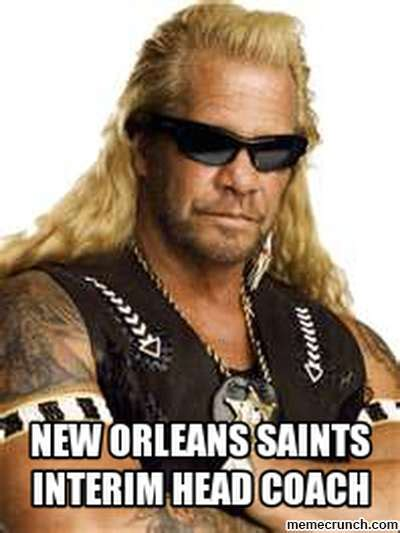 New Orleans Saints Memes - new orleans saints interim head coach
