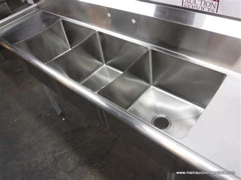 3 compartment sink for sale 90 3 compartment sink restaurant equipment for sale from