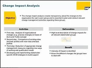 impact assessment template fiveoutsiderscom With change impact assessment template
