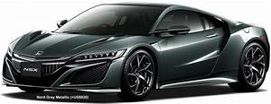 New Honda Nsx Body Colors Photo  Exterior Colour Picture  Color Image