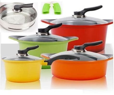 color ceramic coated cookwareid product details view color ceramic coated cookware