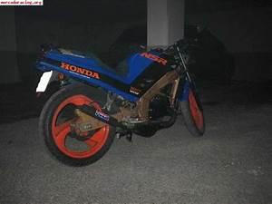 Vendo Honda Nsr 125 F
