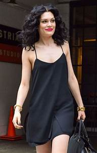 Jessie J - Photoshoot in New York City - August 2014