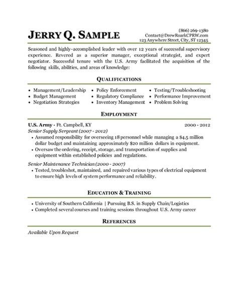 exle of an excellent resume exles of a basic resume