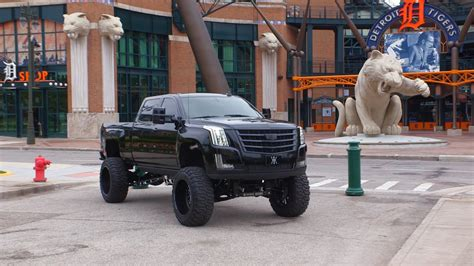 monster trucks on youtube videos check out miguel cabrera 39 s custom cadimax truck diesel