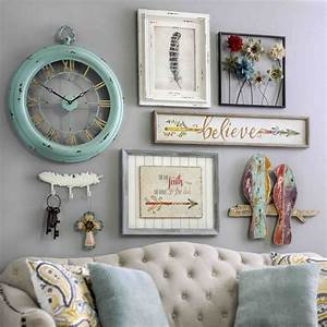 Large wall art ideas pinterest : Best shabby chic wall decor ideas on