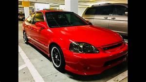 2000 Honda Civic Ex Ej8 The Red Fusion