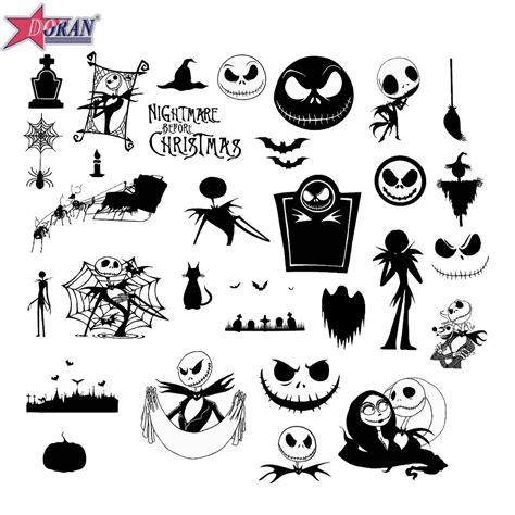 Nightmare Before Christmas Mandala Svg  – 199+ SVG PNG EPS DXF in Zip File