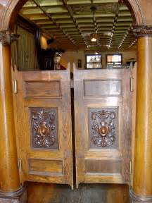 HD wallpapers interior swinging saloon doors