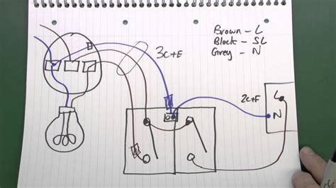 Lighting Circuits Part Fans Motion Sensor Lights