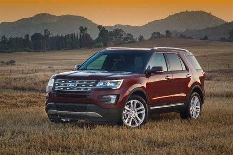 2016 Ford Explorer Sport and Limited First Review   Kelley