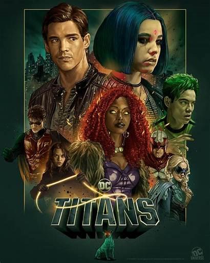 Titans Season Superboy Deathstroke Trailer Krypto