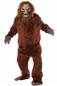 Sasquatch Costume Purecostumes Com