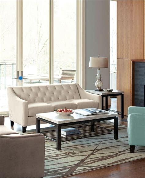 cool canapes un canapé vintage pour votre salon moderne