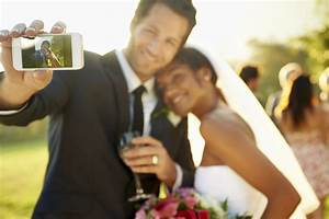 why you dont really need a wedding photographer sorry With wedding photos without a photographer
