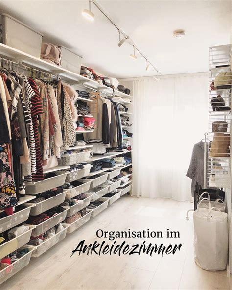 Begehbarer Kleiderschrank Tipps by Organisation Im Ankleidezimmer Tipps Und Ideen F 252 R Den