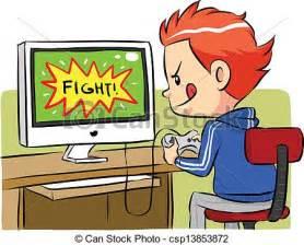 large home plans vectors illustration of computer a boy