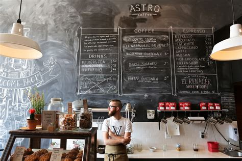 And how does this transplanted aussie feel about detroit? Astro Coffee — Detroit