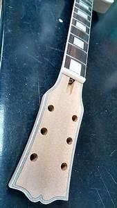 Les Paul Custom Kit Diy  Build Your Own  Long Tenon