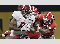 Photos Alabama Crimson Tide vs Georgia Bulldogs