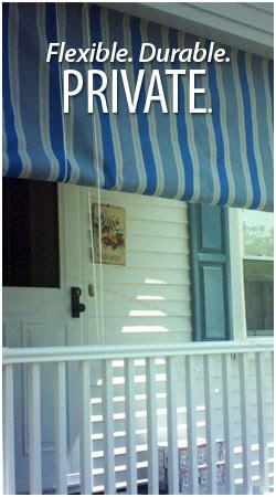 curtains shades  valances canvas specialties