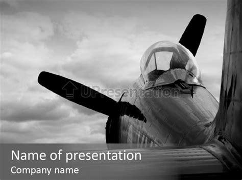 World War 2 Powerpoint Template by Raf Powerpoint Template Business Plan Template