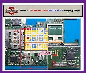 Huawei Y6 Prime 2019 Charging Solution Jumper Problem Ways
