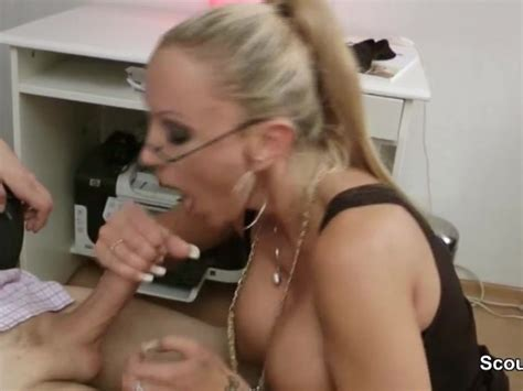 german milf secretary fucking with her boss in the office free porn videos youporn
