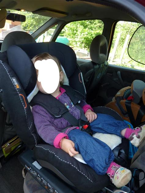 siege auto fille choix siège auto pour ma fille de 1 an 76cm 10kg